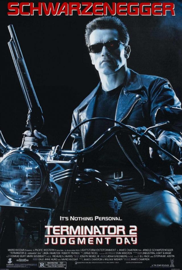 Kẻ hủy diệt 2: Ngày phán xét - Terminator 2: Judgment Day (1991)
