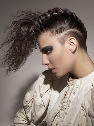 fabulous braided mohawk hairstyles