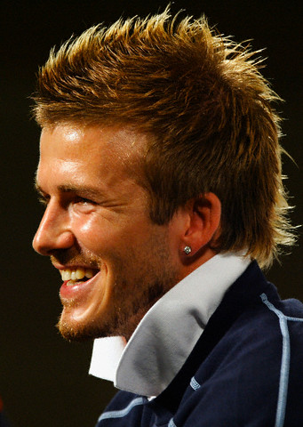 Collection David Beckham Hairstyles Latesttop Hairstyle