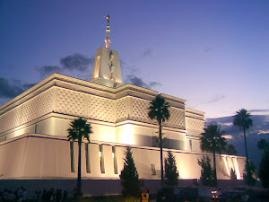 Mexico City Temple