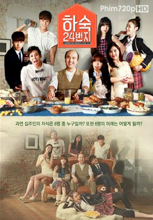 Boarding House No. 24 2014 poster