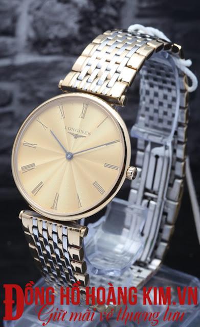 Đồng hồ nam cao cấp tại Thanh Xuân nhãn hàng longines L167