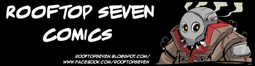 Roof Top Seven Comics