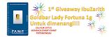 1st Giveaway By Ibu Zarith