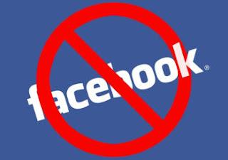 motivi per smettere facebook