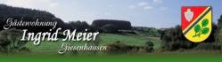 """Ferienwohnung in der """"Kroppacher Schweiz"""""""