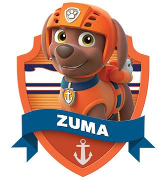 Paw Patrol Zuma Free Printable Mini Kit Is It For