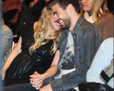 Shakira Pregnant Photo 2012- 2013