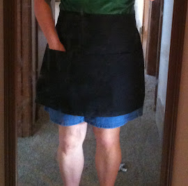 3 Pocket Waist Tie Apron