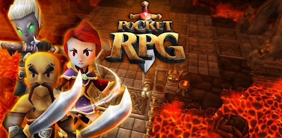Pocket RPG QVGA, HVGA e WVGA Apk + Data