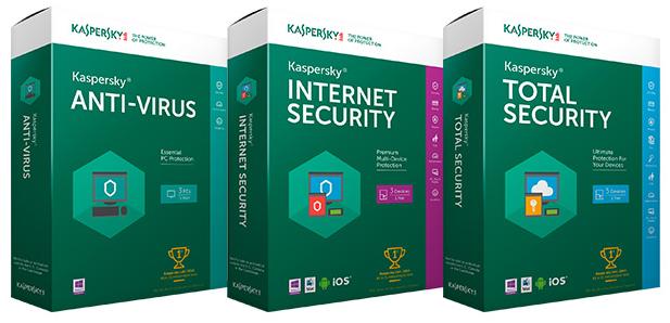 kaspersky antivirus 2016  full version