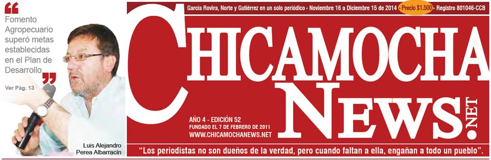 Chicamocha News