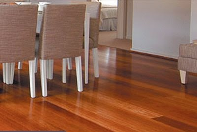 Chairs and Laminate Flooring Design Idea