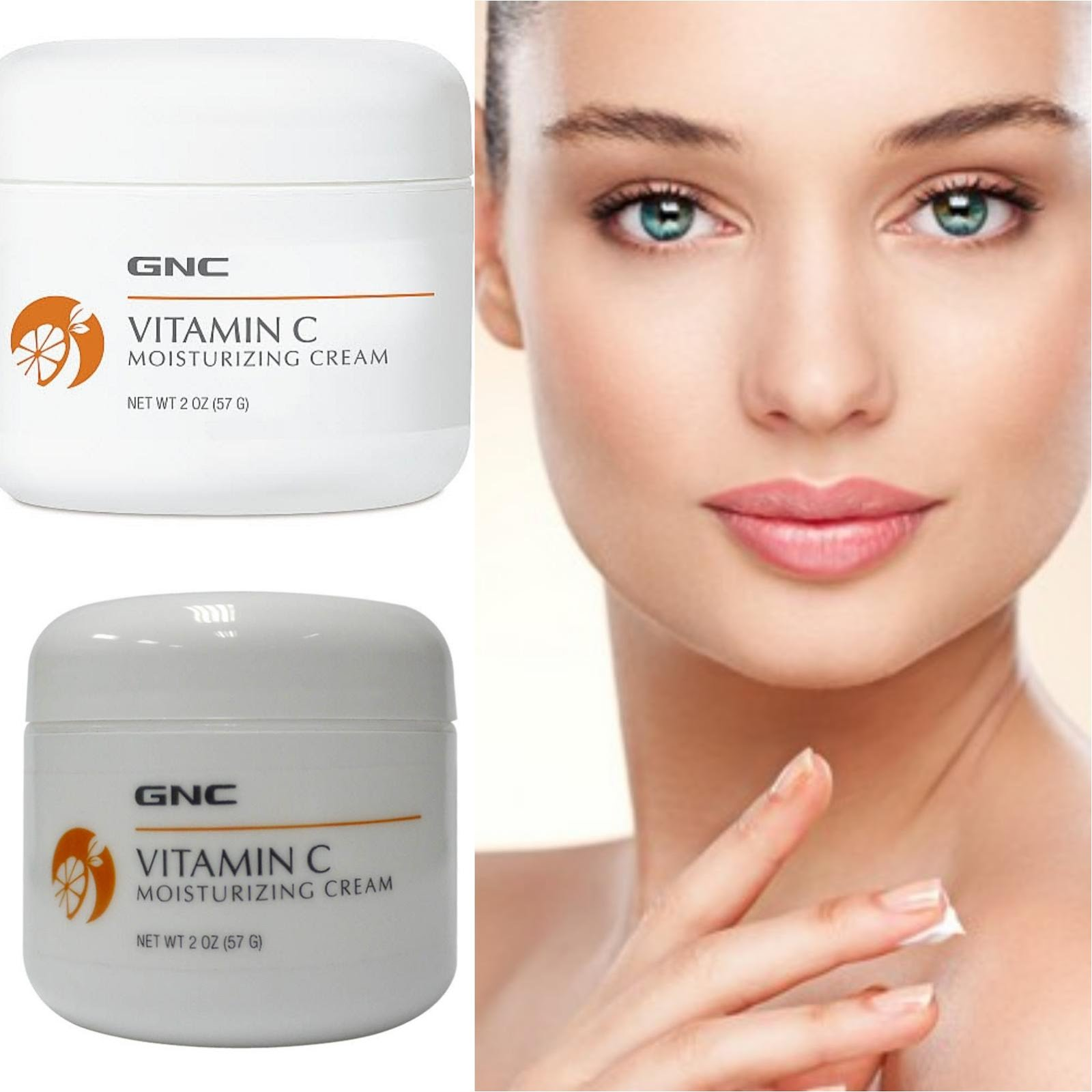 GNC VITAMIN C CREAM