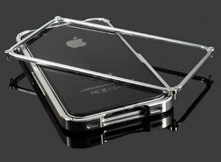 New Blade Aluminum Bumper Metal Element Non Vapor Case Cover for iPhone 4 4S 4G