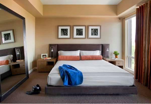 desain kamar tidur 5