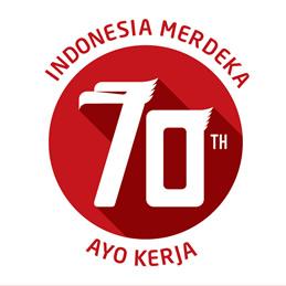 70 tahun Indonesia-ku