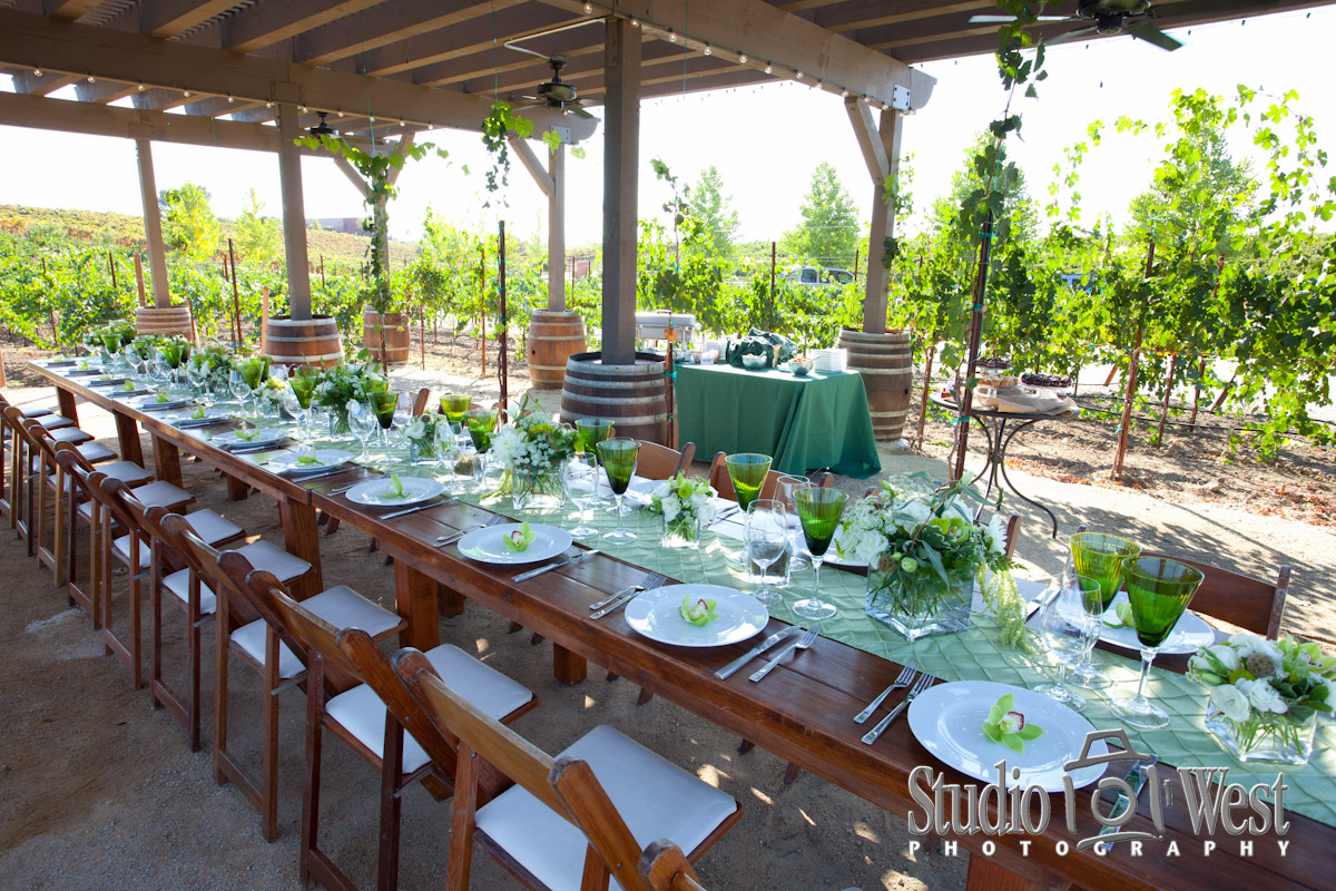 Cellars Wine Country Wedding Venu