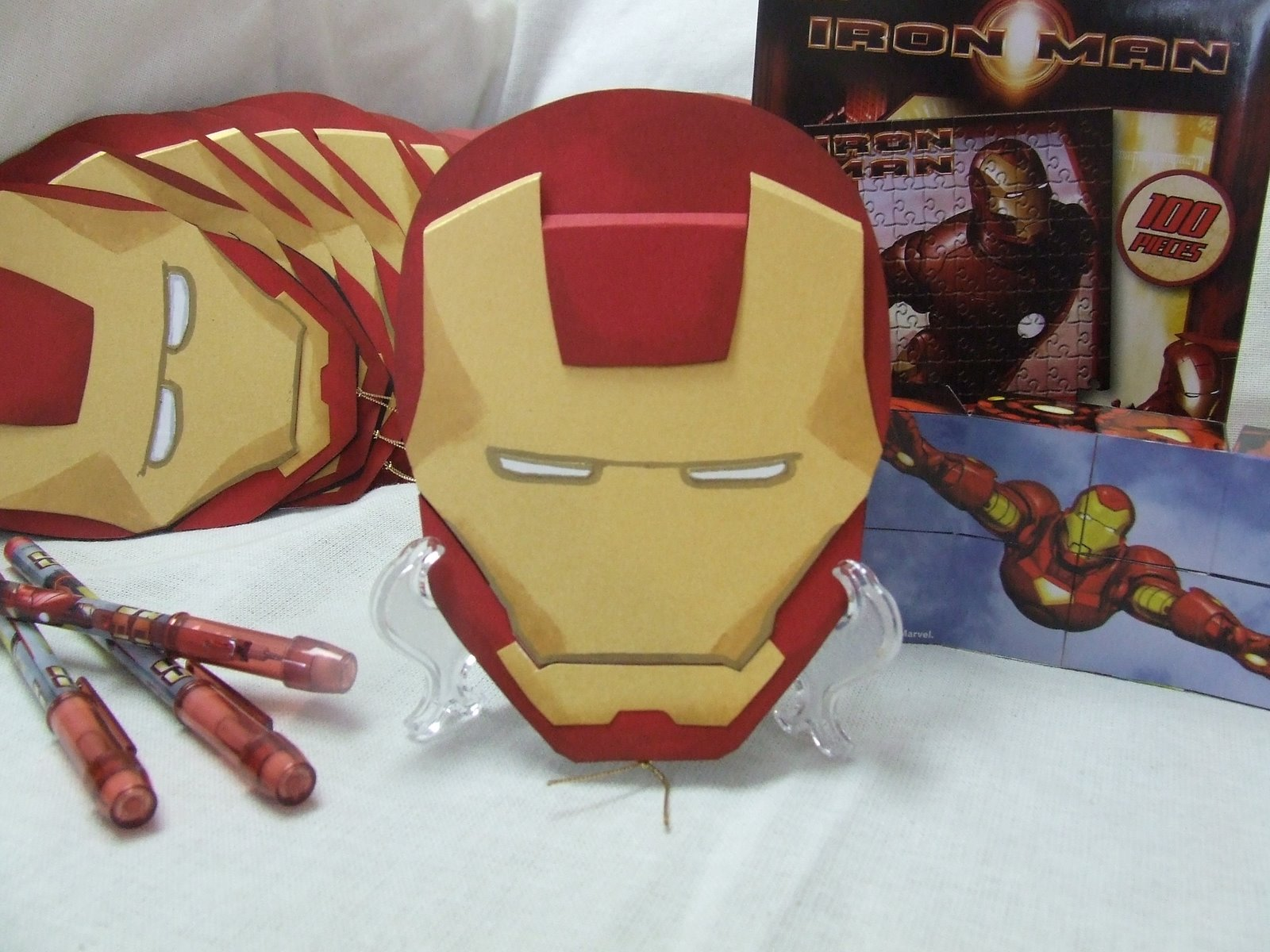Watch out Tony Stark there is a New IRON MAN in town (Boy ...