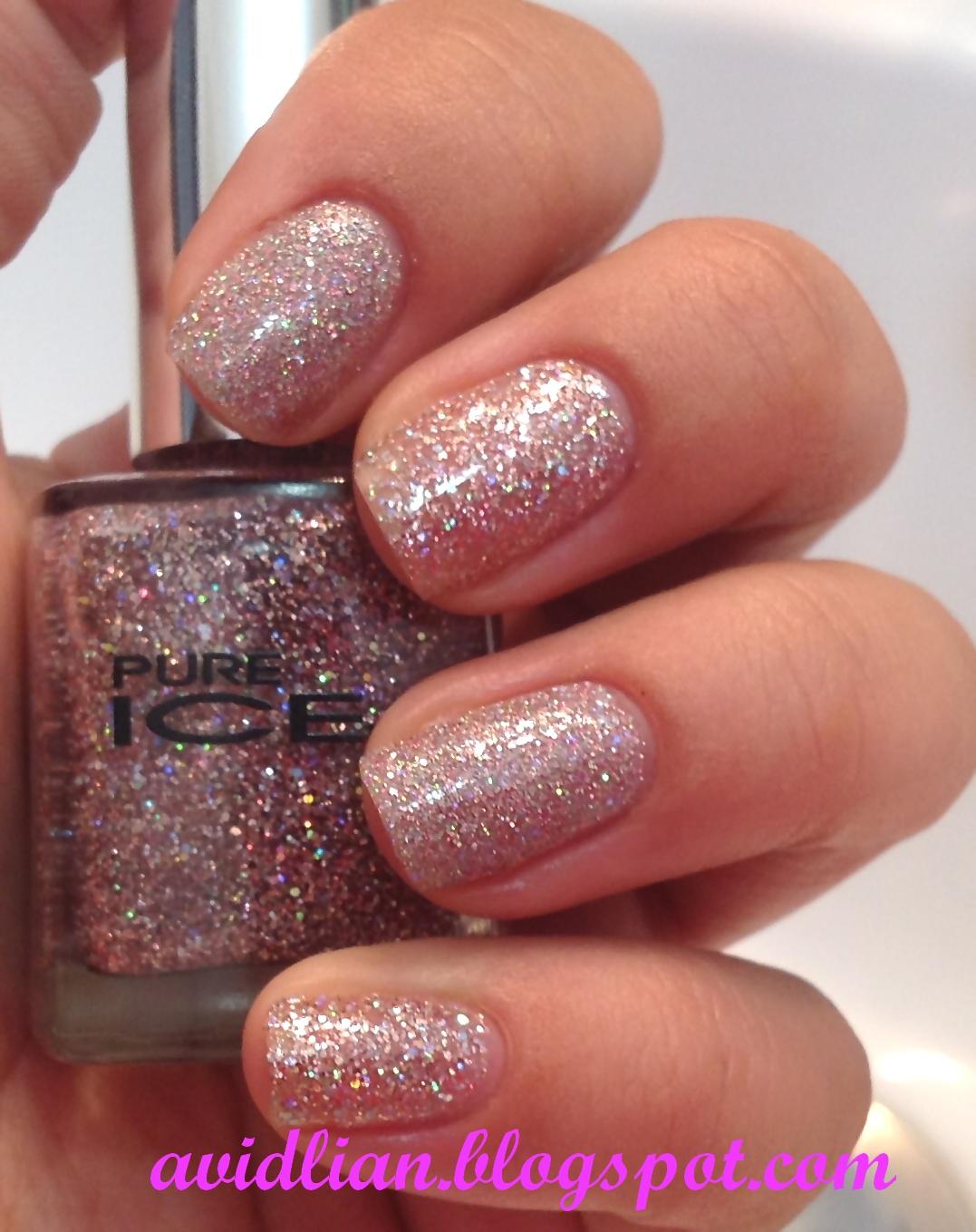 aviDliaN: Glitter Comparison: SpitFire vs. Magic Attraction