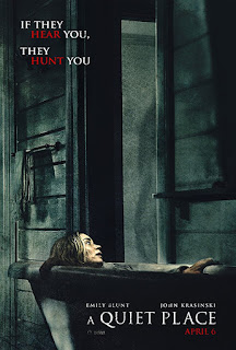 A Quiet Place 2018 Movie (English) HC HDRip 720p | 480p