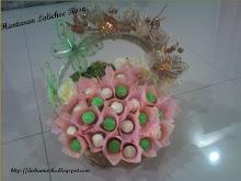 jambangan lolicoklat rose (bakul)