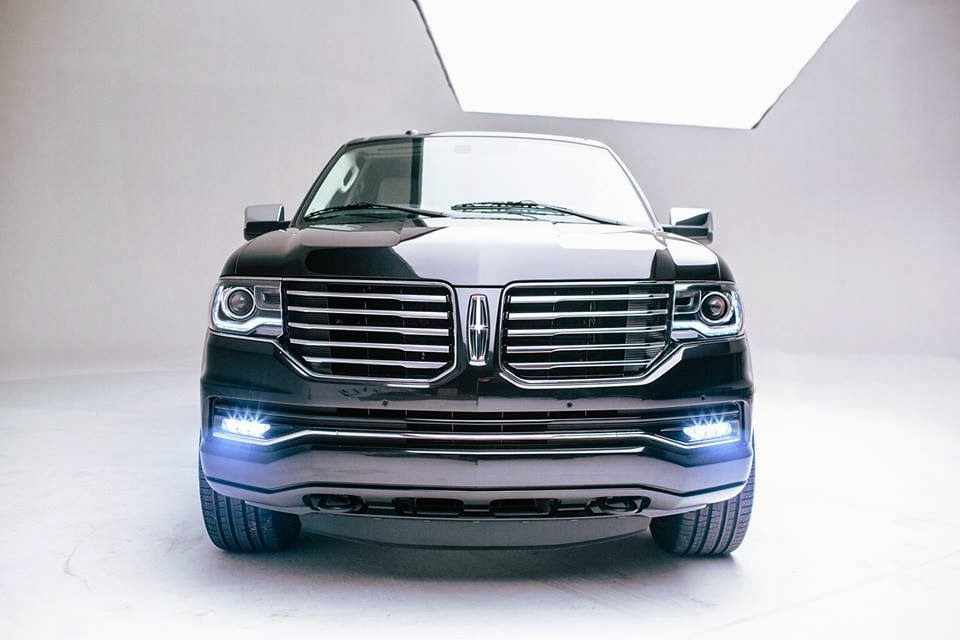 Luxury SUV