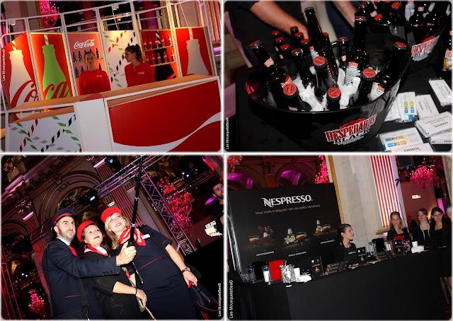 Golden Blog Awards 2015 Paris - Hôtel de Ville - Partenaires : Coca Cola, Desperados Black, SNCF, Nespresso - Les Mousquetettes©