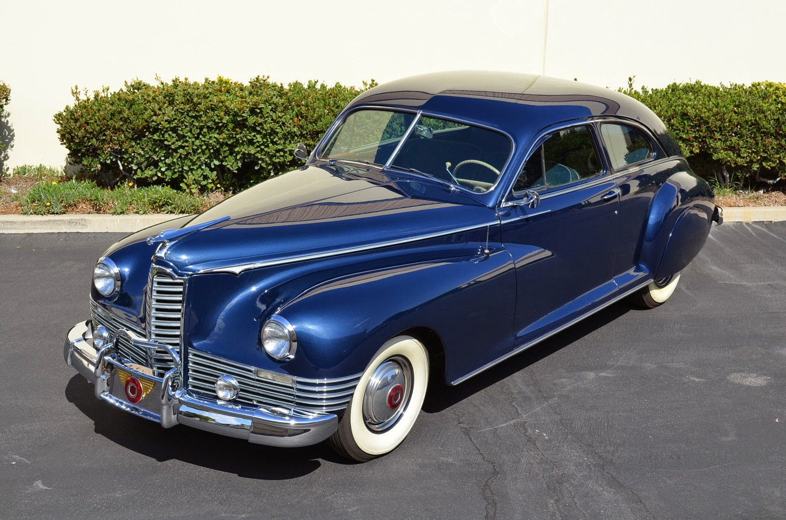 All american classic cars 1947 packard custom super for American classic customs