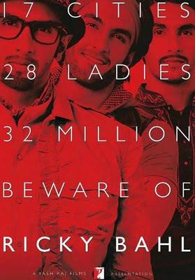 Ladies Vs Ricky Bahl (2011) DVDScr 450 MB, ladies vs ricky bahl dvd cover, blu ray dvd cover page, ladies vs ricky bahl