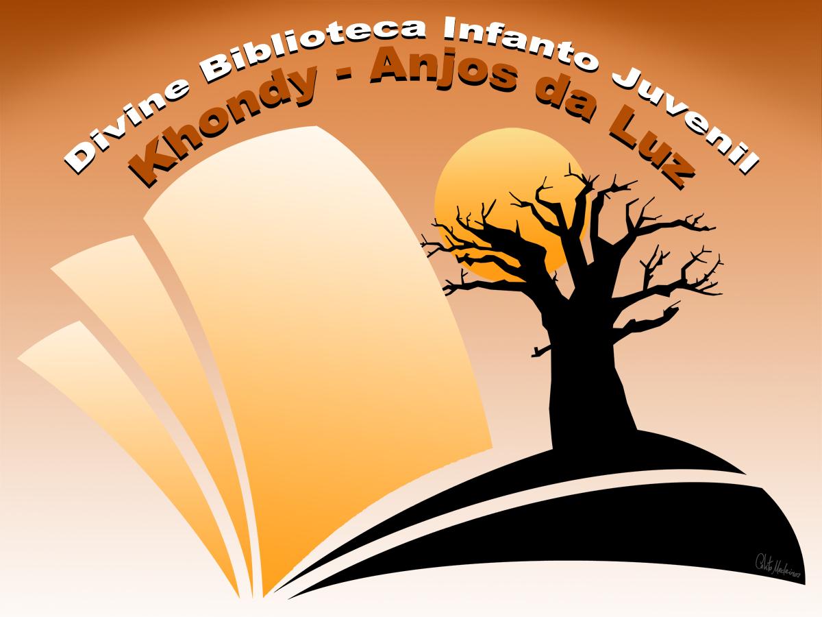DIVINE BIBLIOTECA  INFANTO JUVENIL KHONDY ANJOS DE LUZ