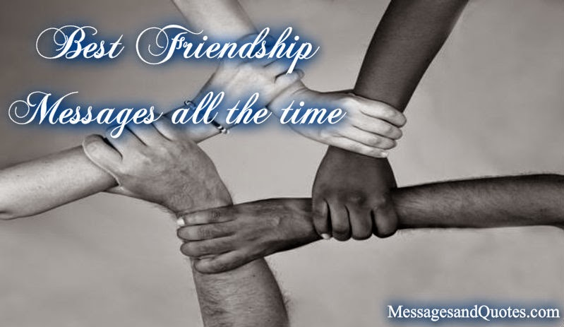 Best and Awesome friendship messages