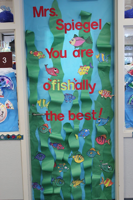 teacher doors for appreciation week