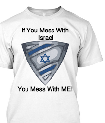 ORDER YOUR ISRAEL-SHIELD SHIRT TODAY!