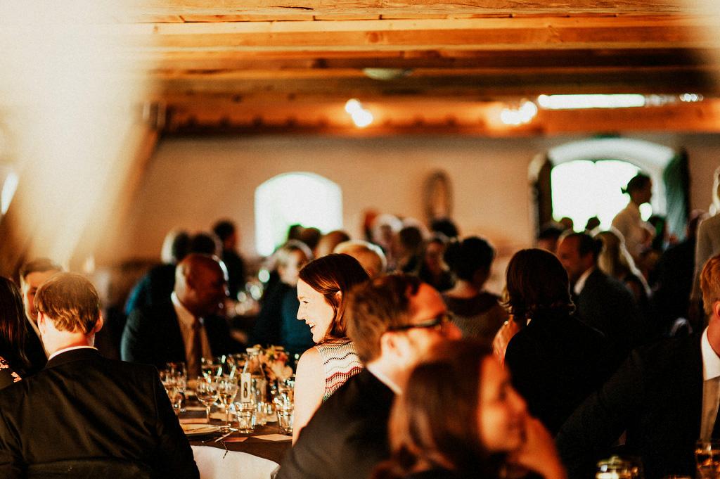 Bröllopsfest i Vallens Säteri