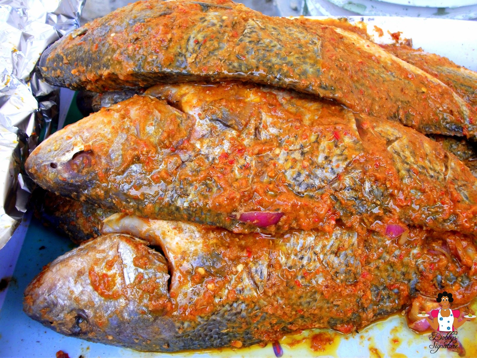 Dobbys signature nigerian food blog i nigerian food for The fish grill