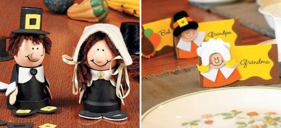 Ideas de decoraci n en acci n de gracias thanksgiving for Decoracion de mesa para accion de gracias