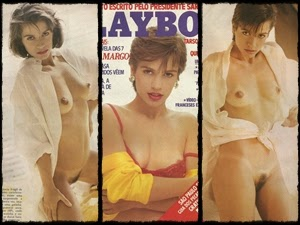 Tassia Camargo Nua Na Playboy
