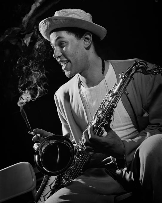 Dexter Gordon Live At The Amsterdam Paradiso