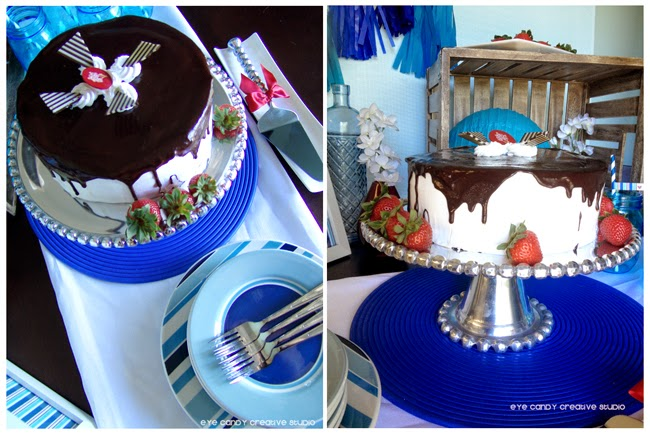 cold stone, ice cream, silver cake stand, plate and fork, dessert