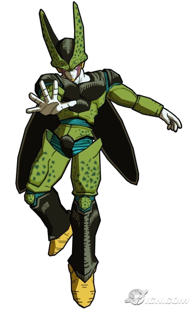 DRAGON BALL Z WALLPAPERS: Perfect cell