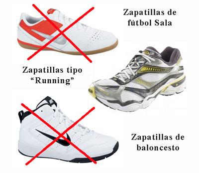 Zapatillas Deportivas para el Área de Educación Física ...