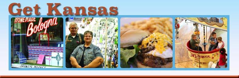 Kansas Sampler Foundation-GET KANSAS!