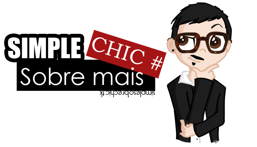 Simple Sobre mais CHIC #