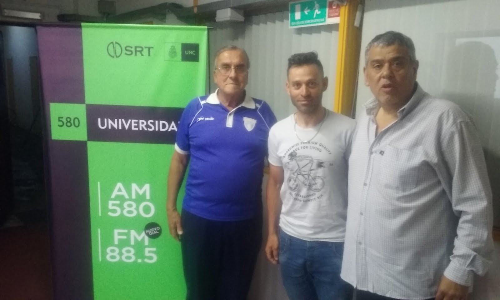 LA 580 DEPORTIVA Y FEDERACIÓN CICLÍSTICA