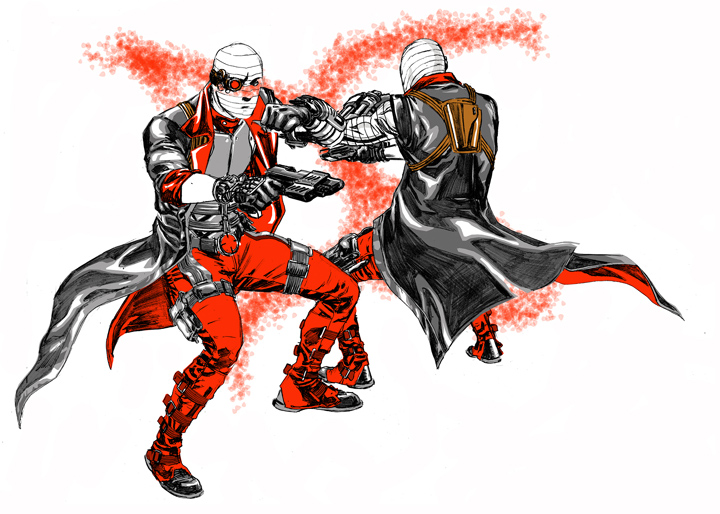 Deadshot Redesign Subject : THE SUICIDE ...