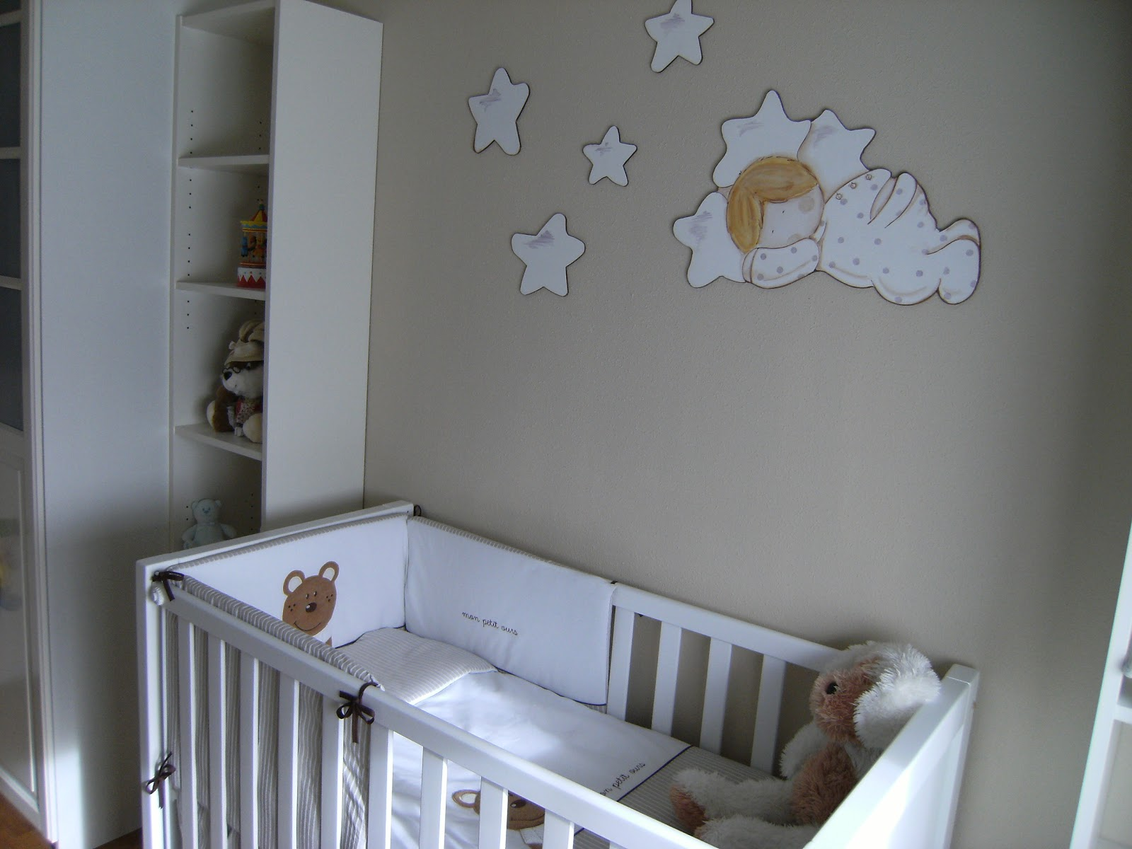 Decoration Chambre Bebe Simple
