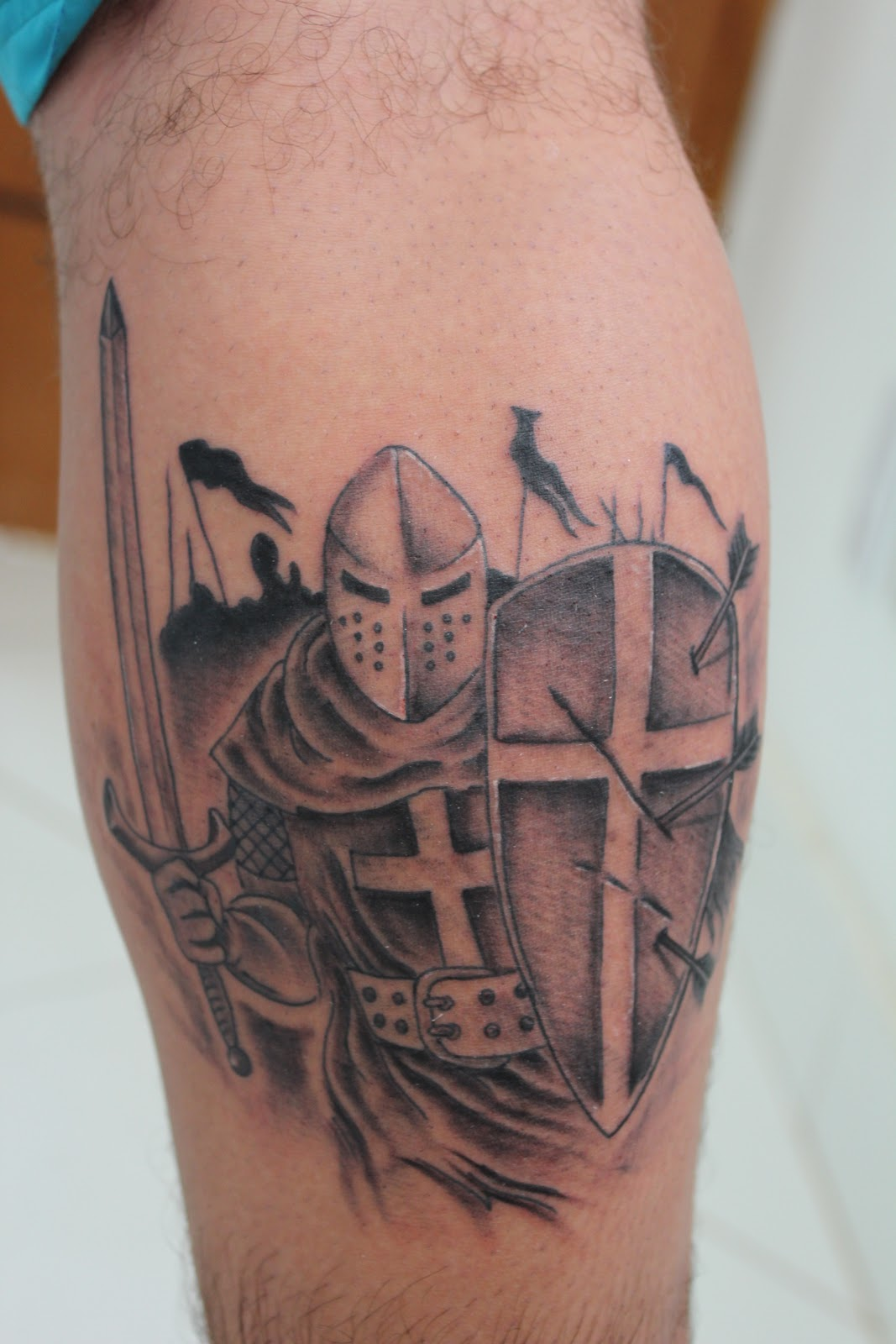 Gladiator Tattoo Page 18 Picture