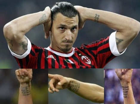 Tatu-Zlatan-Ibrahimovic