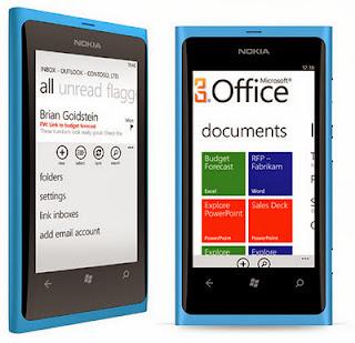 Harga Dan Spesifikasi Nokia Lumia 800 Terbaru, OS MWP 7.5 Mango